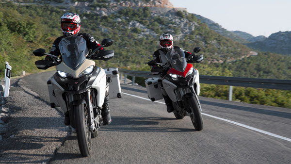 2019 Ducati Multistrada 1260 Enduro Unveiled — Global Debut Scheduled For EICMA