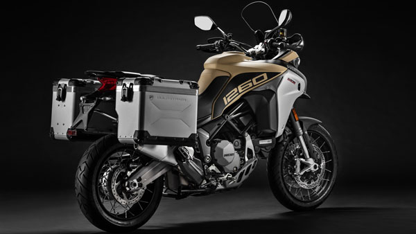 2019 Ducati Multistrada 1260 Enduro Unveiled; Specs, Features, Images, Details & More