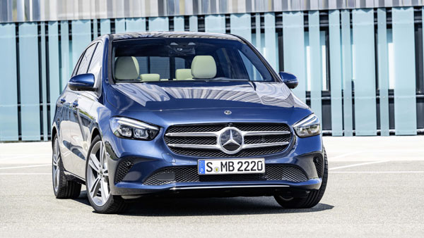 2018 Paris Motor Show: New Mercedes-Benz B-Class Unveiled — More Dynamics & Comfier Than Before