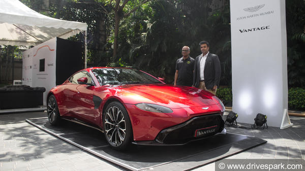 Aston Martin Vantage Roadshow Reaches Bangalore — Powered By Aston Martin Mumbai & Total Quartz