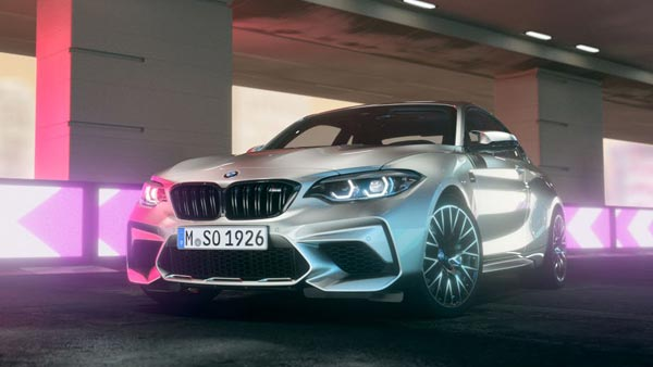 BMW M2 Competition Bookings Begin; Launch Expected Soon