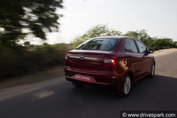 New Ford Aspire 2018 — The Compact-Sedan For The Driver In You