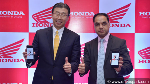 Honda 2 Wheelers Launches 'Honda Joy Club' Loyalty Program In India