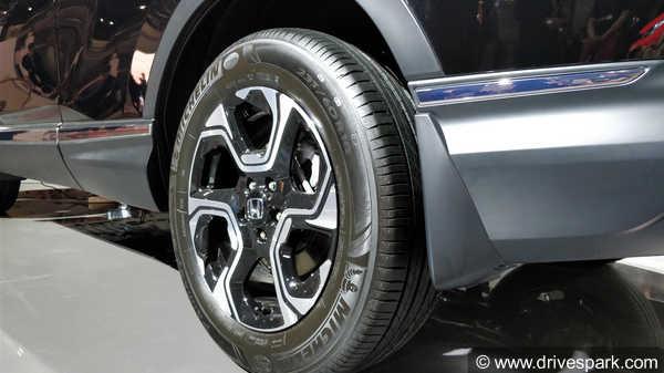 Unique Wheel Design