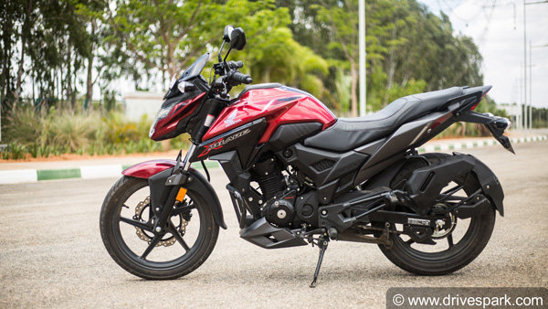 Honda X Blade Review Test Ride Report Specifications Price