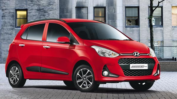 Hyundai Grand i10 Updated With Standard Safety Features