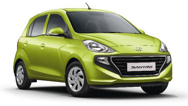 New Hyundai Santro Prices Revealed Ahead Of Launch