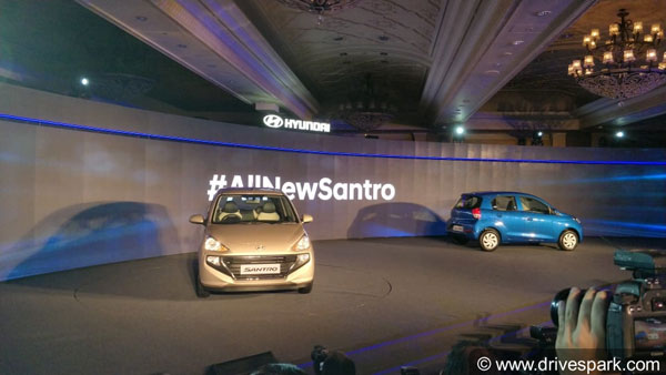 New Hyundai Santro 2018 Launch Highlights: Prices Start At Rs 3.89 Lakh