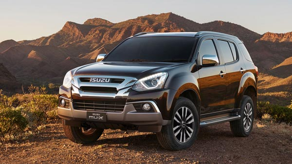 Isuzu Considering A Compact SUV For India