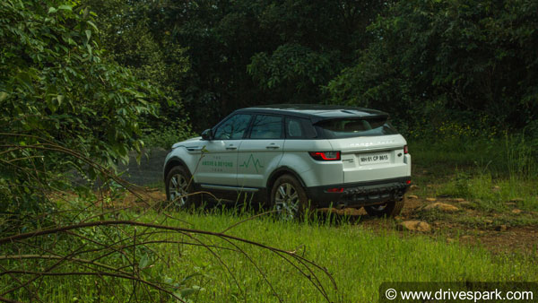Land Rover 'Above And Beyond Tour'; An Extreme Off-Roading Experience