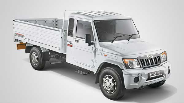 2019 Mahindra Bolero Pik-Up Launched In India With Starting