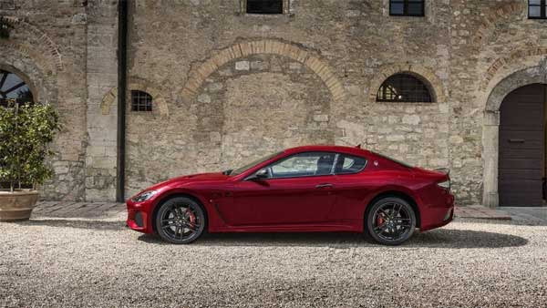 2018 Maserati GranTurismo Launched In India At Rs 2.25 Crore; Specs, Features, Images, Details & More
