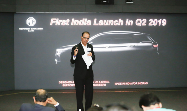 SAIC India Plans Revealed; MG Motor To Launch Two New SUVs In India By 2020, One Being All-Electric