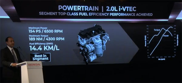 It's A CVT Unit For The Petrol Engine