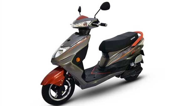 Okinawa Ridge+ Electric Scooter Launched In India; Priced At Rs 64,988
