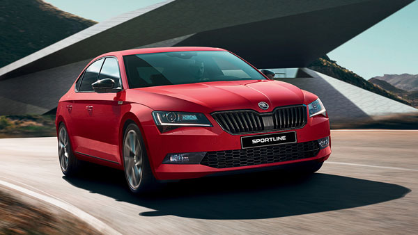 Skoda Superb Sportline Launched In India; Prices Start At Rs 28.99 Lakh