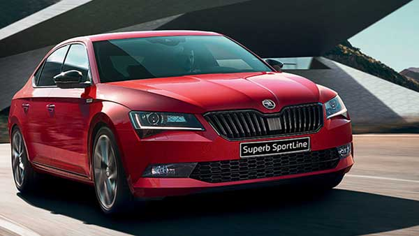 Skoda Superb Sportline Bookings Open — Czech Out The Sportier Iteration Of The Flagship Skoda Saloon