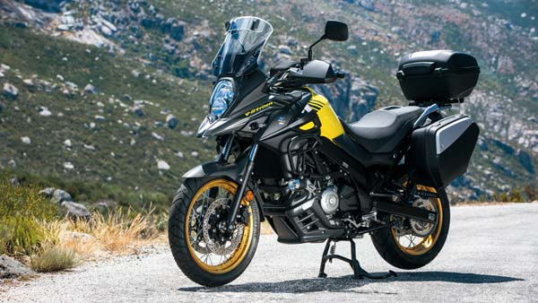 Suzuki V-Strom 650 XT Launched In India At Rs 7.46 Lakh; Specs, Features, Details, Images & More