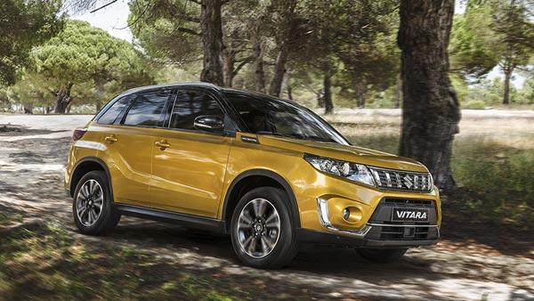 2019 Suzuki Vitara Review, Price, Facelift >> Maruti Suzuki Vitara India Launch Details Specs Images