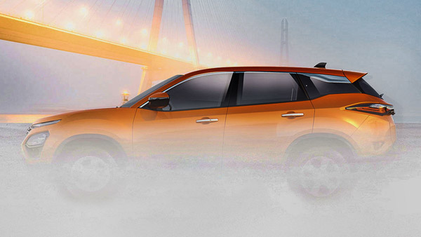 Production-Spec Tata Harrier Revealed In Leaked Image
