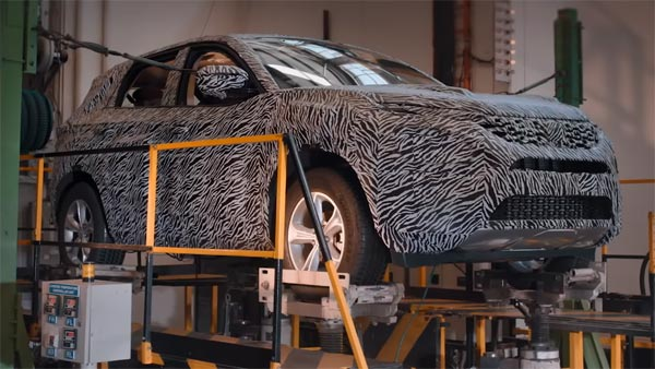 Tata Harrier's Durability Test Revealed In New Video