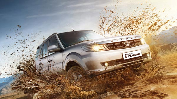 Tata Safari Storme Gets An Update For This Festive Season