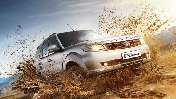 Tata Safari Storme Gets An Update For This Festive Season