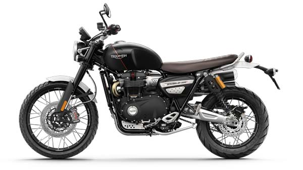 New Triumph Scrambler 1200 Revealed