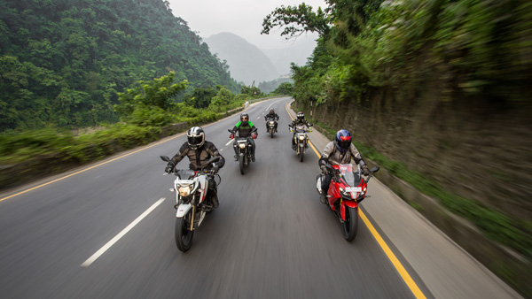 TVS Apache Nepal Ride; Celebrating The Sales Milestone Of #3MillionApaches