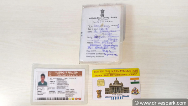Indian Government To Introduce Uniform Driving Licence