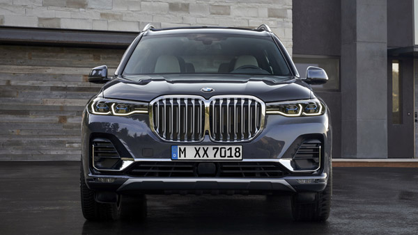 All New 2019 Bmw X7 Unveiled Specifications Features