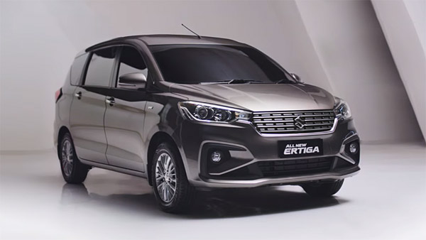 New Maruti Ertiga Production Begins In India — Launch Next Month
