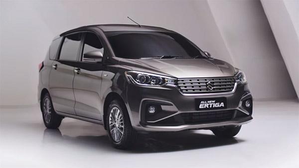 New Maruti Ertiga Production Begins In India — Launch Next Month