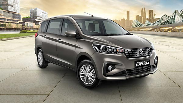 New Maruti Ertiga Production Begins In India