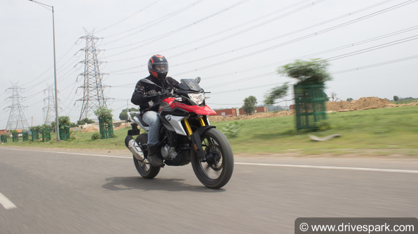BMW G 310 GS Review: First Ride Report