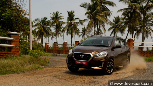 2018 Datsun Go+ Review — A Budget MPV With Premium Feel