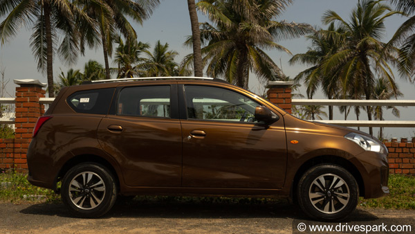 2018 Datsun Go+ First Drive Review: Specifications, Price, Features & Photos