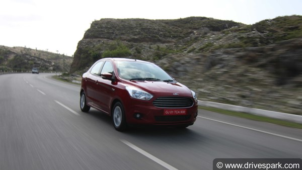 The Outgoing Ford Aspire Is Still Good