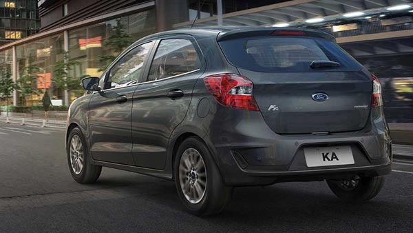 Ford Figo Facelift India Launch Details Revealed