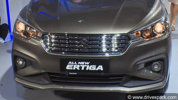 New Maruti Ertiga 2018 Launch Date Revealed