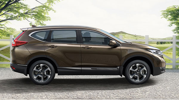 2018 Honda CR-V Launched In India At Rs 28.15 Lakh: Specifications, Features And Images