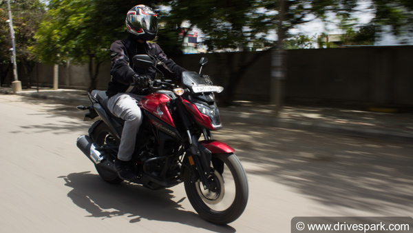 Honda X-Blade Review — A Style Statement In The Commuter Segment