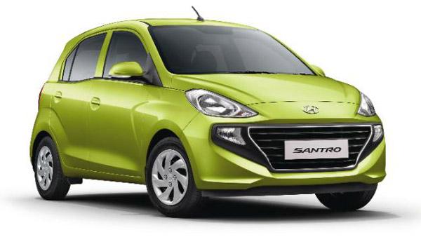 New Hyundai Santro Prices Revealed Ahead Of Launch