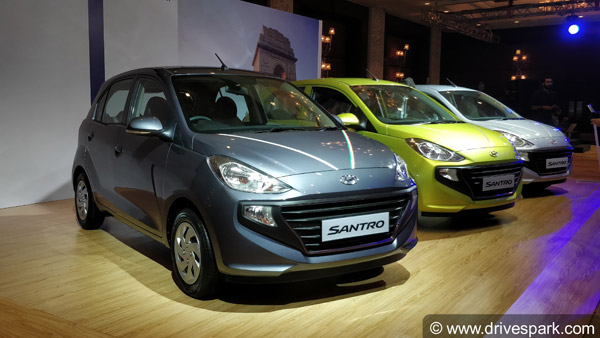 New Hyundai Santro 2018 Vs Tata Tiago Vs Maruti Celerio: Which Is The Best Hatchback?
