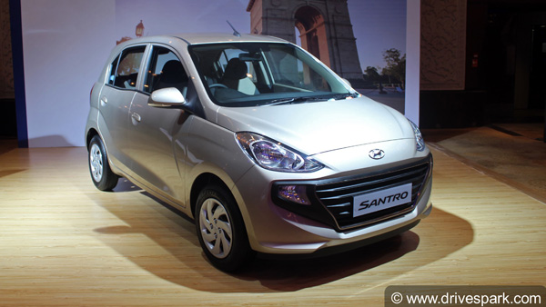 New Hyundai Santro First Look Review — The Return Of The Legend