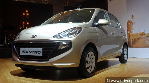 New Hyundai Santro 2018 Receives 23 500 Bookings Waiting Period