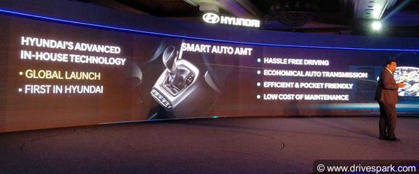 Hyundai Santro Transmission