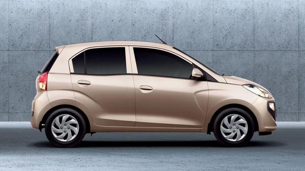New Hyundai Santro 2018 Revealed Ahead Of Launch
