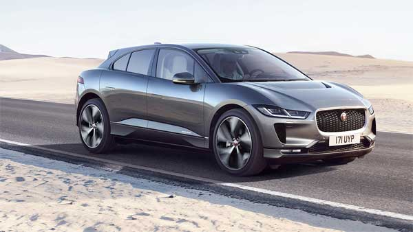 Jaguar I-PACE AVAS Sound Warning System — A Technology To Make Silent EVs Audible To Blind Road Users