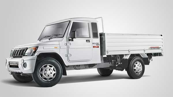 2019 Mahindra Bolero Pik-Up Launched In India With Starting Price Of Rs 6.66 Lakh; Features, Details, Capacity & More